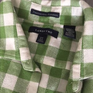 Softest Flannel Button Down